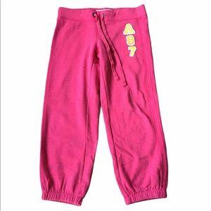 Aeropostale Pink Sweat Pants - BNWOT